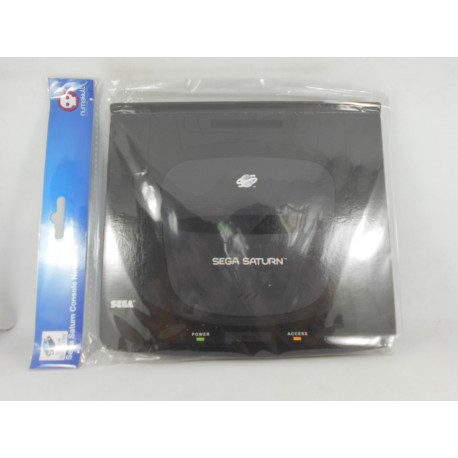 Sega Saturn Console Notebook