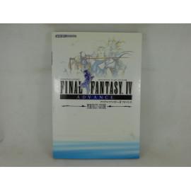 Guia Final Fantasy IV Advance Perfect Guide Japonesa