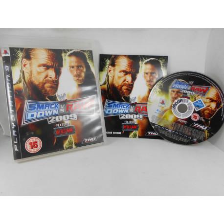WWE SmackDown Vs Raw 2009 U.K.