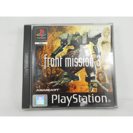 Front Mission 3
