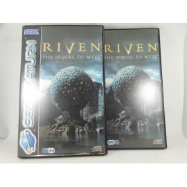 Riven (sin caja de carton)