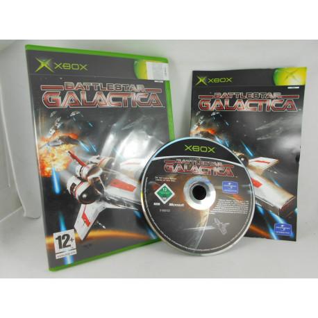 Battlestar Galactica - U.K. *