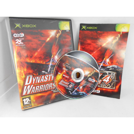 Dynasty Warriors 4 *