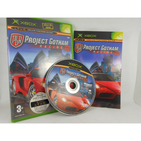 Project Gotham Racing 2 *