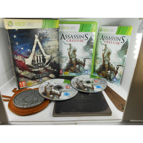 Asassin Creed III Edicion Join or Die