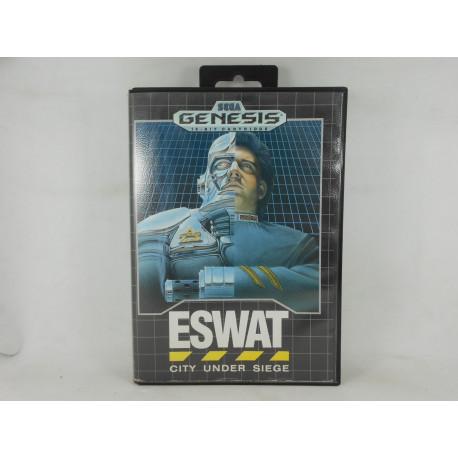 ESWAT: Cyber Police - City Under Siege.