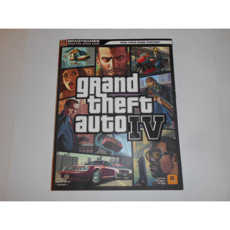Guia Grand Theft Auto IV