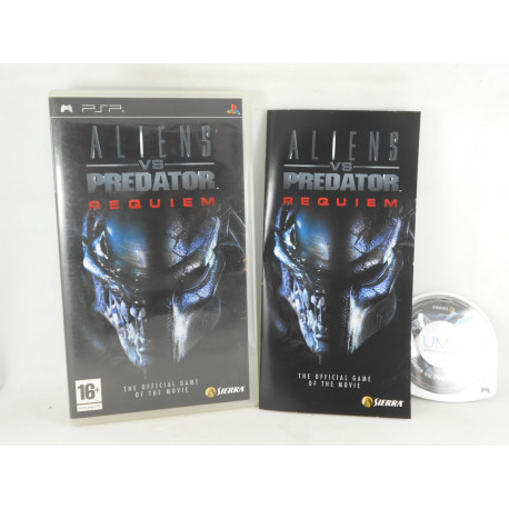 Alien vs Predator - Requiem U.K.