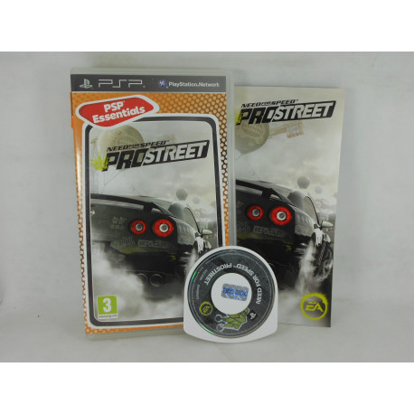 Need for Speed Prostreet - Essentials