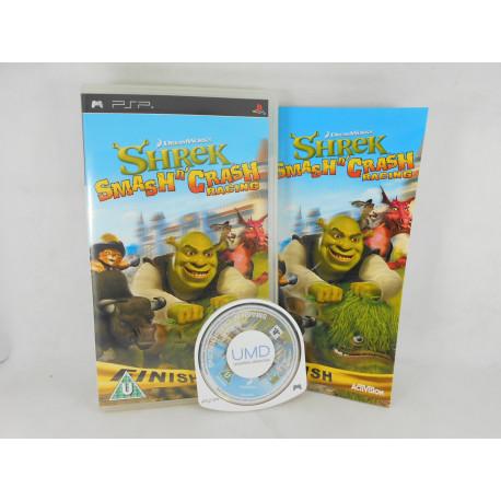 Shrek Smash & Crash Racing U.K.