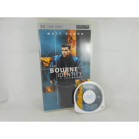 UMD The Bourne Identity - El Caso Bourne
