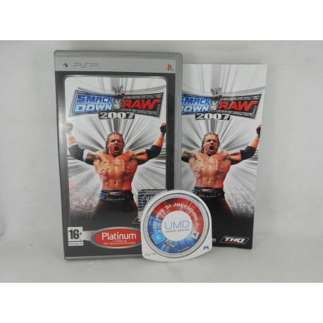 WWE Smackdown Vs Raw 2007 Platinum