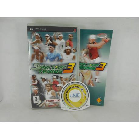 Smash Court Tennis 3 U.K.