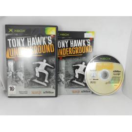Tony Hawk's Underground *