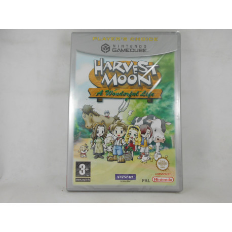 Harvest Moon-U.K (Player's Choice)
