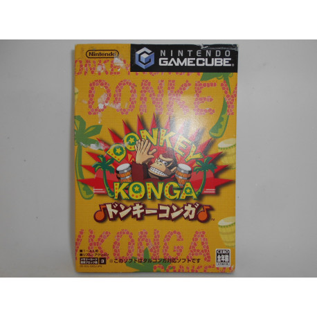 Donkey Konga.
