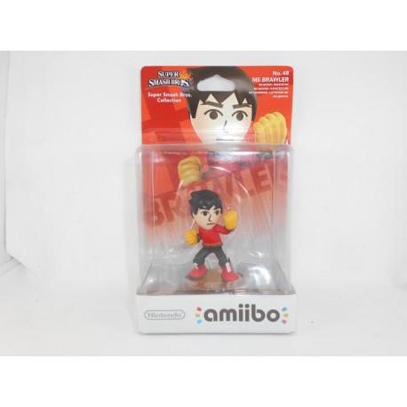Amiibo Mii Brawler