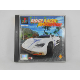 Ridge Racer Revolution.