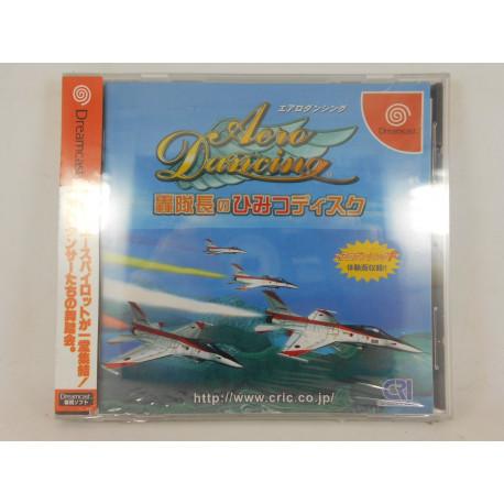 Aero Dancing: Torodoki Taichou no Himitsu Disc