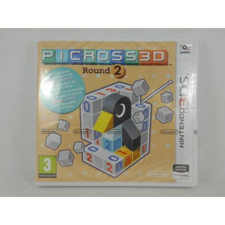 Picross 3D - Round 2