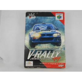 V-Rally Edition 99.