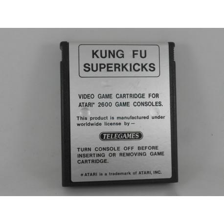Kung Fu Superkicks