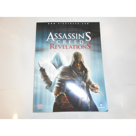 Guía Assassin's Creed Revelations