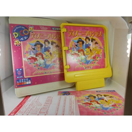Pico - Disney Princesses: Princess ni Naritai
