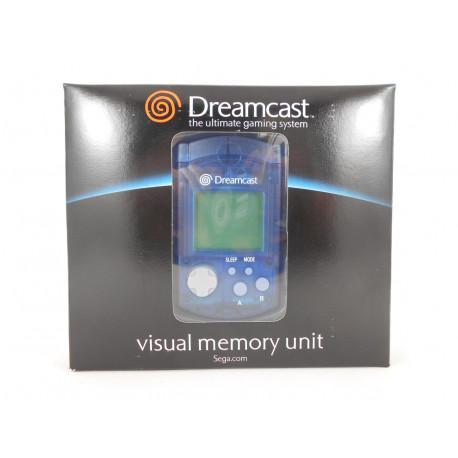 Dreamcast Visual Memory Azul Sega