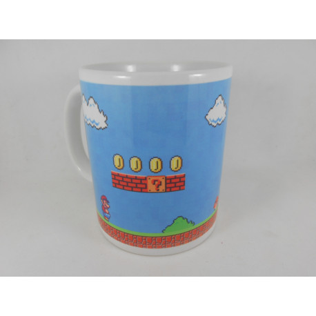 Taza Super Mario Bros.