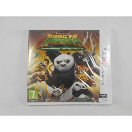Kung Fu Panda - Confrontación de Leyendas Legendarias