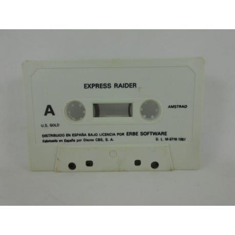 Express Raider (Amstrad)
