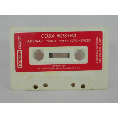 Cosa Nostra (Amstrad)