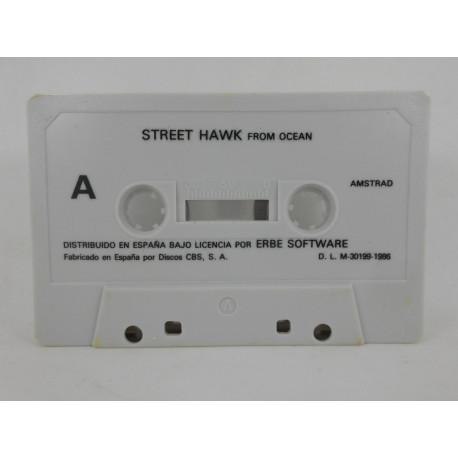 Street Hawk (Amstrad)