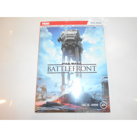 Guía Oficial Star Wars Battlefront