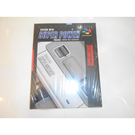 Playing with Super Power - Nintendo Super Nes Classics
