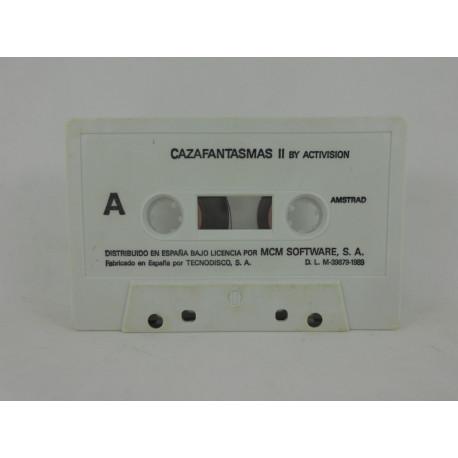 Cazafantasmas II (Amstrad)