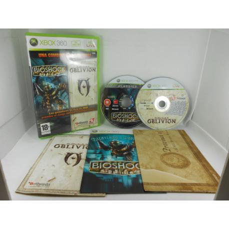 Bioshock + Elder Scrolls IV Oblivion