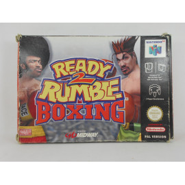 Ready 2 Rumble Boxing