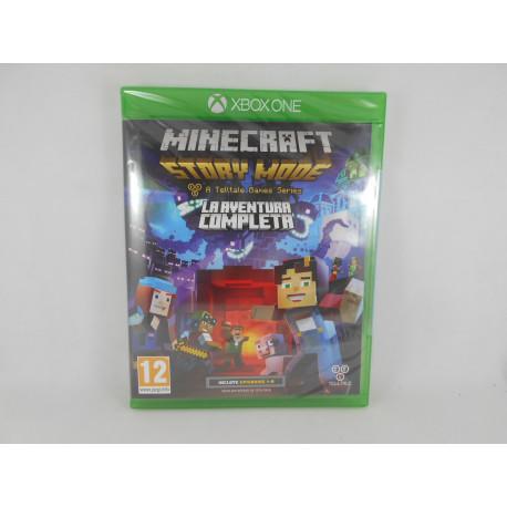 Minecraft Story Mode: La Aventura Completa