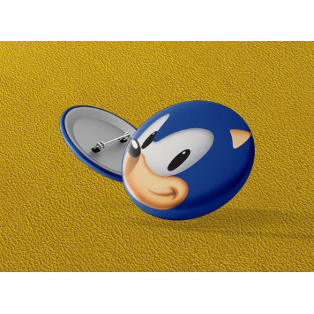 Chapa Sonic Face / 066