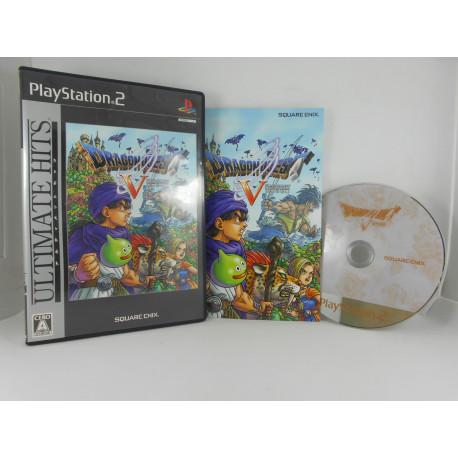 Dragon Quest V - Ultimate Hits