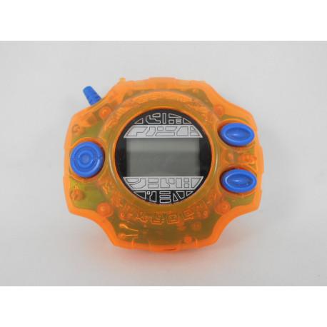 Digimon Adventure Digivice Taichi Yagami Clear Orange