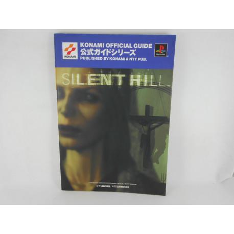 Guia Silent Hill Konami Official Guide Japonesa