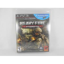 Heavy Fire Afghanistan