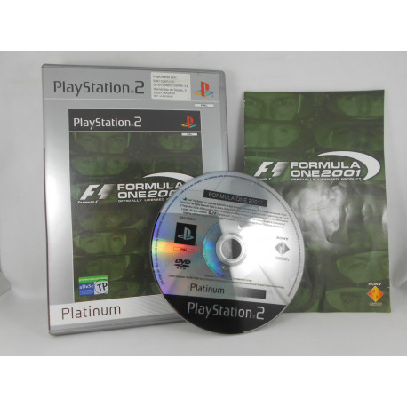 Formula One 2001 - Platinum