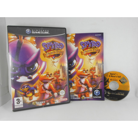 Spyro Hero's Tail