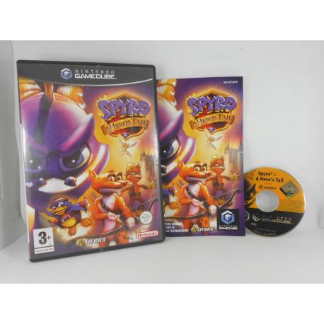 Spyro Hero's Tail