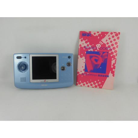 Neo Geo Pocket Blue B/N