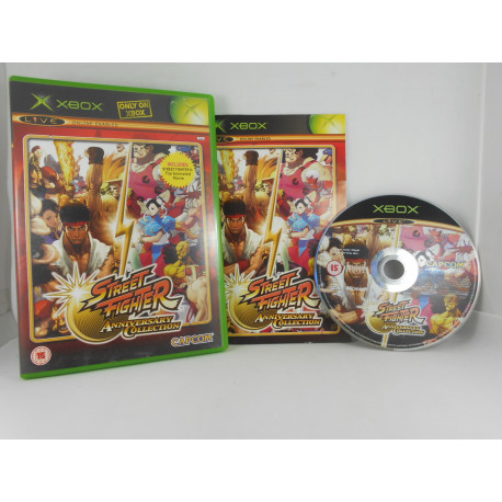 Street Fighter Anniv Collection - U.K. *